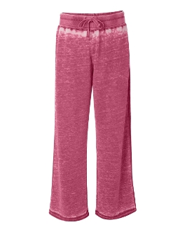 J. America - Ladies' Zen Fleece Sweatpant