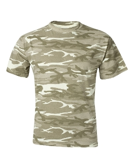 Anvil - Camouflage T-Shirt